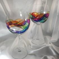 Бутикови чаши за вино