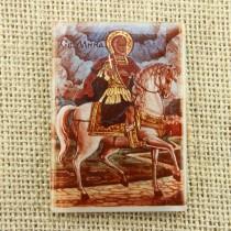 Икона Св. Мина (2)